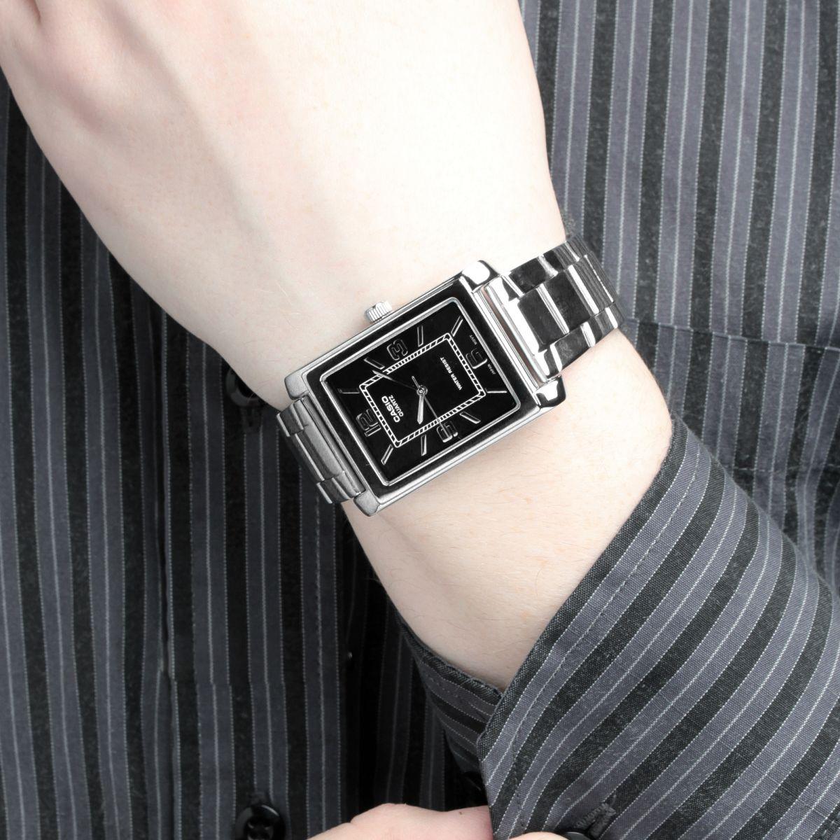 Наручные часы casio quartz mtp1234