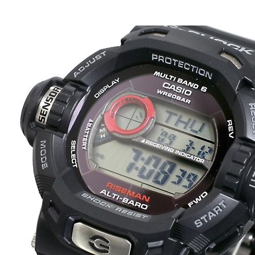 Casio G-SHOCK Касио GW-9200-1E - alltimeru