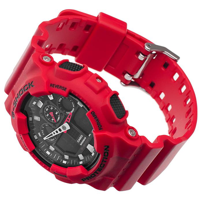 эти часы g shock ga 100b 4aer изысканным